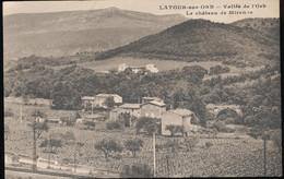 34 -- Latour - Sur - Orb -- Valle De L'orb -- Le Chateau De Mirande - Frankreich