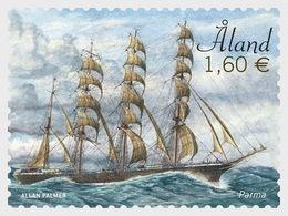 Aland - Postfris / MNH - Complete Set Zeilschepen 2019 - Aland