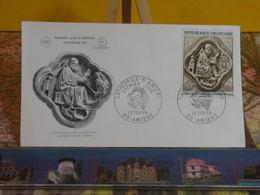 Cathédrale D'Amiens - 80 Amiens - 22.2.1969 FDC 1er Jour N°667 - Coté 3€ - 1960-1969