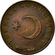 Monnaie, Turquie, 5 Kurus, 1968, TB, Bronze, KM:890.1 - Turquie