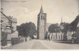 Lommel - De Kerk En Omgeving - Geanimeerd - Lommel