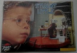 Puzzle Stuart Little Offert Par Pizza Hut - 1999 - 60 Pièces - Souris - Autres Collections