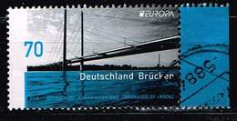 Bund 2018, Michel# 3383 O  Europa C.E.P.T. Brücken - BRD