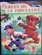 """Fables De La Fontaine - Éditions Hemma - Collection """" Fantaisie """" N° 57 - - Autres"""