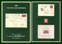 Catalogue 200e Vente Sur Offres J. Robineau 9 / 10 / 2018 - Catalogues De Maisons De Vente