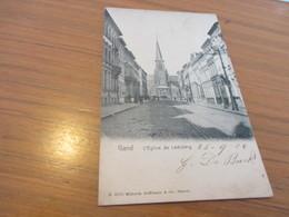 Gand, Gent, L'Eglise De Ledeberg, Edit Wilhelm Hoffmann - Gent