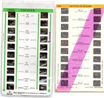Lot  7 Stéréocartes Lestrade De Grottes (Villars, Lascaux II ,Gdes Canelettes,La Balme) Et Gouffres (Padirac Et Lafage) - Stereoscopes - Side-by-side Viewers