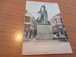 Gand, Gent, Monument Louis Van Houtte, Edit Wilhelm Hoffmann - Gent