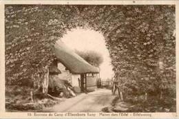 Environs Du Camp D'ELSENBORN - Maison Dans L'Eifel - Edit. : Marx & Niessen, Camp D'Elsenborn - Elsenborn (Kamp)