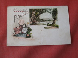 Chocolat Ph.Suchard   Ref 3156 - Publicité