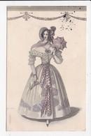 CPA ILLUSTRATEUR Portrait De Femme - 1900-1949