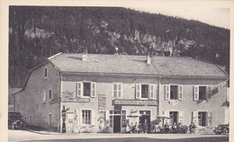 Cpa -01-mijoux ( Pres Lelex) -hotel De La Valserine, Et Le Jura-edi Michaux - Frankreich