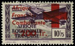 Neuf Sans Charnière N° 29, 10.75 + 200f Croix-Rouge, T.B. Gomme Coloniale, Maury - Non Classificati