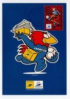 - Carte Postale COUPE DU MONDE DE FOOTBALL FRANCE 98 - Equipe De BORDEAUX - - World Cup