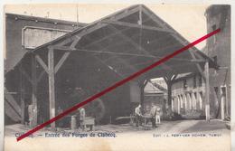 Clabecq - Entrée Des Forges De Clabecq - Edit. J. Remy-Van Sichem, Tubize - Tubeke