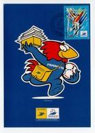 - Carte Postale COUPE DU MONDE DE FOOTBALL FRANCE 98 - Equipe De MARSEILLE - - World Cup