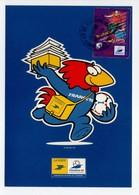 - Carte Postale COUPE DU MONDE DE FOOTBALL FRANCE 98 - Equipe De TOULOUSE - - World Cup