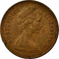 Monnaie, Grande-Bretagne, Elizabeth II, New Penny, 1973, TB+, Bronze, KM:915 - 1971-… : Monnaies Décimales