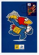 - Carte Postale COUPE DU MONDE DE FOOTBALL FRANCE 98 - Equipe De PARIS - - World Cup
