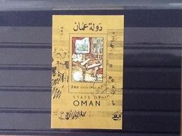 Oman Block Painting. - Oman