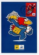 - Carte Postale COUPE DU MONDE DE FOOTBALL FRANCE 98 - Equipe De LYON - - World Cup