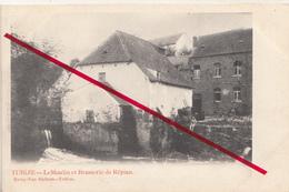 Tubize - Le Moulin Et Brasserie De Répian - Rare - Edit. Remy-Van Sichem, Tubize - Tubeke