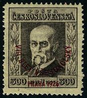 Neuf Avec Charnière N° 209/12, La Série Sokols, T.B. - Francobolli