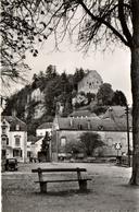 1 Cpsm Larochette - Les Ruines Du Château - Larochette