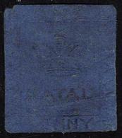 Neuf Avec Charnière N° 2, 1p Bleu, Légers Défauts Habituels, Aspect T.B. Certificat Brun - Francobolli