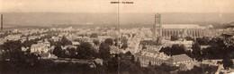 SOISSONS- 211(2)  1 - Vue Générale. CARTE DOUBLE. 1915. - Soissons