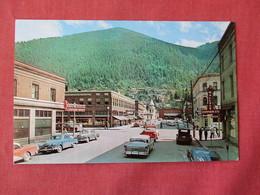6th Street  Wallace  Classic Autos   Idaho  Ref 3156 - Etats-Unis