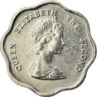 Monnaie, Etats Des Caraibes Orientales, Elizabeth II, Cent, 1997, TTB - Caraïbes Orientales (Etats Des)