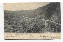 Mexico - Cordoba - Barranca De Metlac - 1910 Used Postcard, Posted To France - Mexico