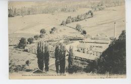 Usine De TANNINS Et Scierie De La SEYTAZ - Francia