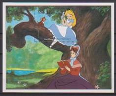 2477  WALT DISNEY   GRENADA  Alise In Wonderland . - Disney