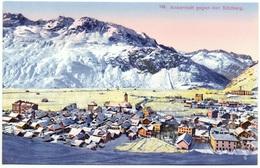 ANDERMATT Im Winter - UR Uri