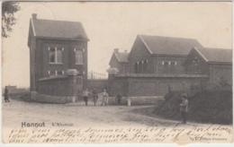 28429g  ABBATOIR - HANNUT - 1902 - Hannut
