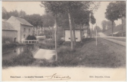 28430g  MOULIN Thonnard - CHEMIN De FER - Eben-Emael - 1903 - Bassenge