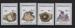 LOT 327 - AZERBAIDJAN N° 136/139 **  -  MINERAUX - Cote 5 € - Minerals