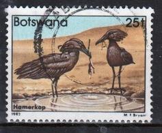 Botswana 1982 Single 25t Commemorative Stamp From The Birds Set. - Botswana (1966-...)