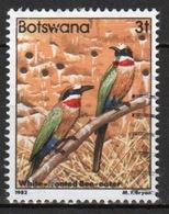 Botswana 1982 Single 3t Commemorative Stamp From The Birds Set. - Botswana (1966-...)