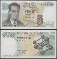 Billet De 20 Francs 15/06/64 - Neuf ( FDC) (DD) DC1992 - Autres