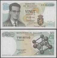 Billet De 20 Francs 15/06/64 - Neuf ( FDC) (DD) DC2000 - Autres