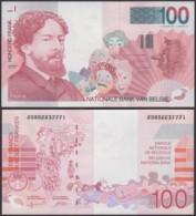 Billet De 100 Francs - James Ensor - Neuf ( FDC) (DD) DC2002 - Autres