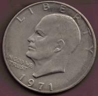 USA 1 DOLLAR 1971 - Federal Issues