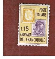 ITALIA REPUBBLICA - UN. 952   -   1962   GIORNATA DEL FRANCOBOLLO     -  NUOVI ** (MINT) - 1961-70: Mint/hinged