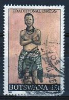 Botswana 1990 Single 15t Commemorative Stamp From The Traditional Dress Set. - Botswana (1966-...)