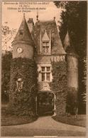76 / Château De Saint-Germain Sur Aulne (Eaulne) : Donjon, Horloge - Autres Communes