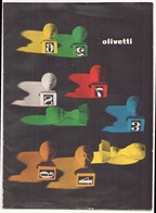 """Publicité """" Olivetti """" Divisumma 24 - Publicités"""
