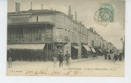 SAINT DIZIER - La Rue De L'Hôtel De Ville - Saint Dizier
